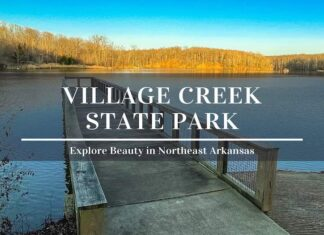 village creek state park arkansas